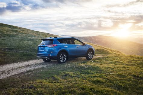 2016 Toyota Lineup by Start Spreading The News 2016 Toyota Rav4 Hybrid Debuts