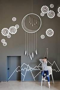 Decoration Photo Murale : 6 id es pour faire une deco murale originale be frenchie ~ Teatrodelosmanantiales.com Idées de Décoration