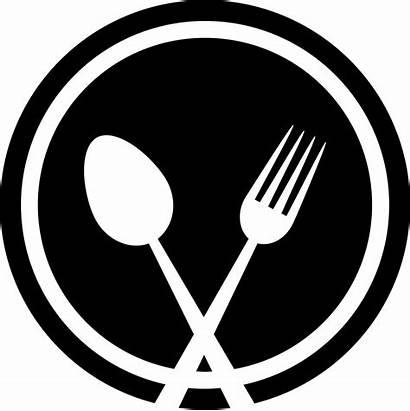 Icon Restaurant Svg Cafe Restaurants Spoon Fork