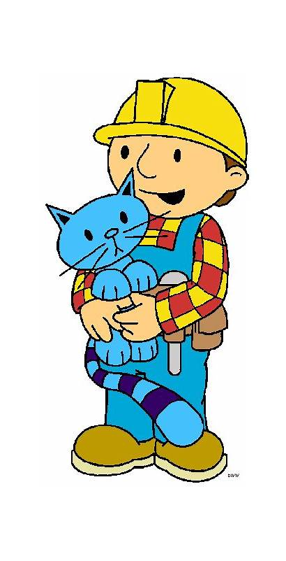 Bob Clipart Builder Cartoon Clip Pilchard Muck
