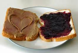 -digit temperatures  His sandwich of choice  Peanut butter and jelly  Peanut Butter And Jelly