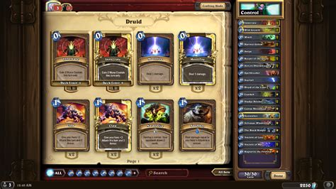 Hearthstone Taunt Deck Druid by Taunt Druid Need Feedback On Revision Druid