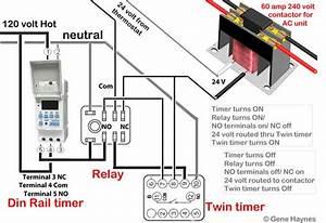 Split Air Conditioning Wiring Diagram