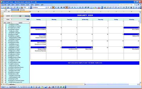 excel calendar spreadsheet excel spreadsheets group