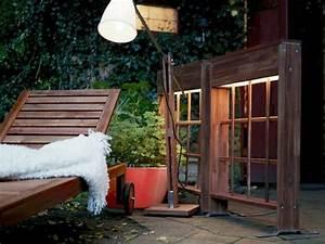 Lampe Exterieur Pour Terrasse : lampadaire de jardin 50 mod les pour votre ext rieur ~ Teatrodelosmanantiales.com Idées de Décoration