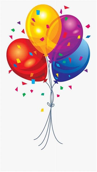 Birthday Clipart Balloons Balloon Cliparts Clipground