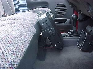 Ham Radio Mounting In A Dodge Ram