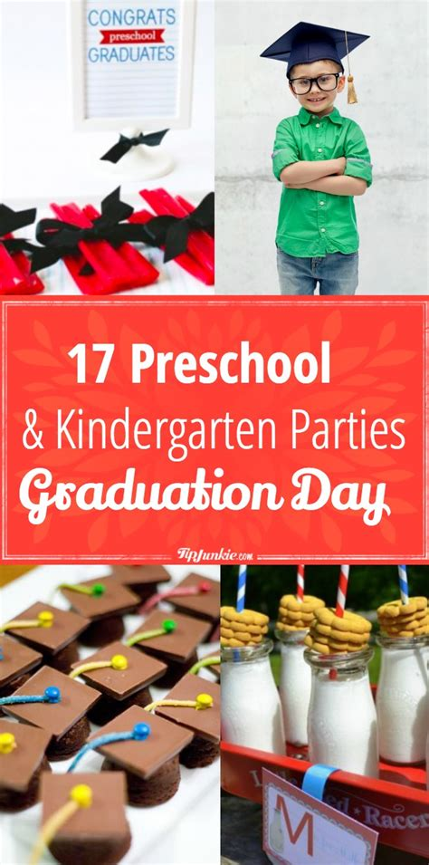 17 preschool and kindergarten graduation day tip 463 | 17 Preschool and Kindergarten Graduation Day Parties