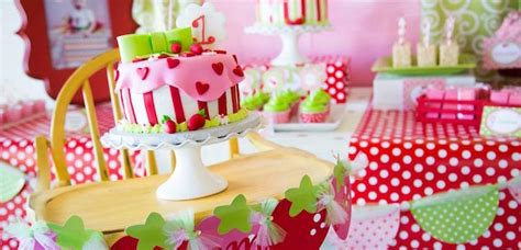 880 best 1st birthday themes boy images on kara 39 s party ideas strawberry shortcake themed birthday party ideas decor cake