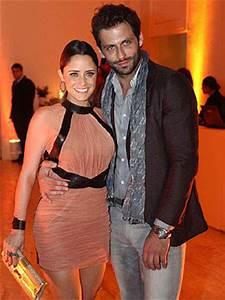Fernanda Vasconcellos e Henri Castelli terminam o ...