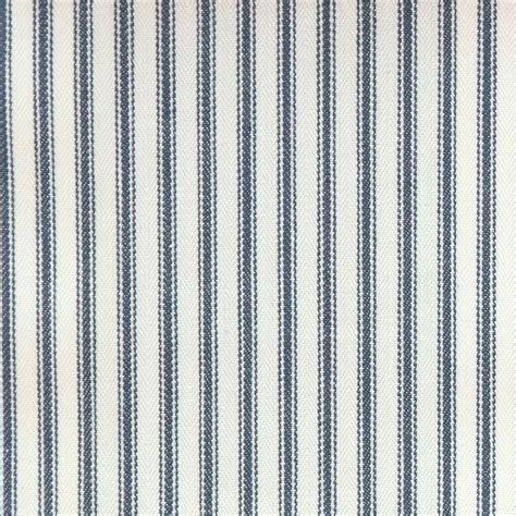 sutton fabric navy f0420 04 clarke clarke ticking