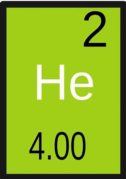 Helium Element Svg Symbols Elemental Symbol Wikimedia
