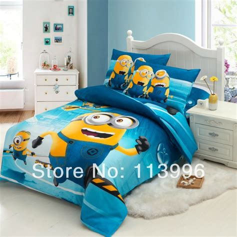 minion toddler bedding despicable me minions testing 1234 5 pc bed set images