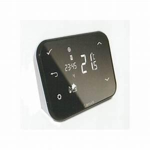Thermostat Ambiance Chaudiere Gaz : thermostat d 39 ambiance pilotable par internet sarl ecs ~ Dailycaller-alerts.com Idées de Décoration