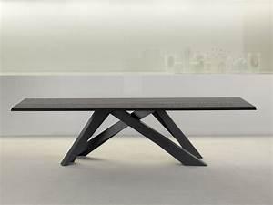 Spyder Wood Tisch : rechteckiger tisch big table by bonaldo design alain gilles essinspiry pinterest mesas ~ Markanthonyermac.com Haus und Dekorationen