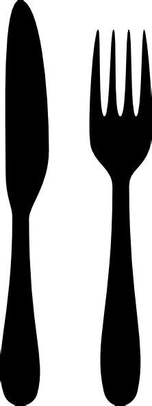 kitchen forks and knives fork and knife clip at clker com vector clip