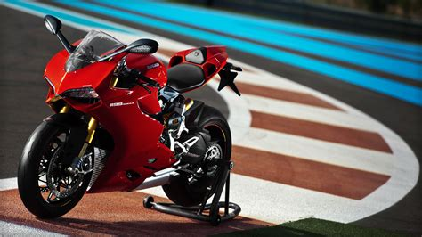 Motorcycle, Ducati 1199, Ducati 1199 Panigale Wallpapers