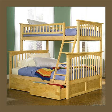 Bunk Beds With Trundle And Storage by Solid Wood Bunk Bed Bed Storage