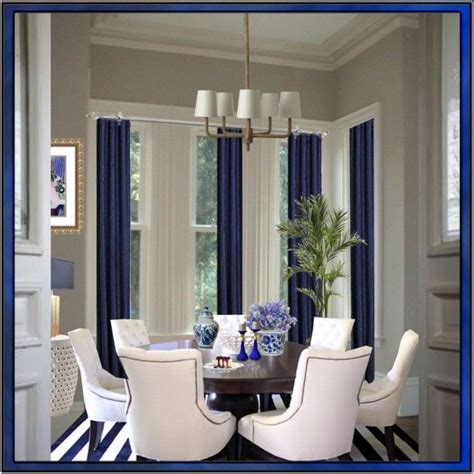Living Room Dining Room Gray by Dining Room Home Decor In Blue Dining Room Blue White