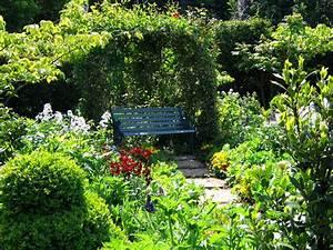 Salon De Jardin Romantique : 9 conseils pour r ussir un jardin romantique ~ Dailycaller-alerts.com Idées de Décoration