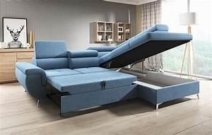 Couch Mit Schlaffunktion Und Bettkasten : couchgarnitur monk als l form sofa mit schlaffunktion und bettkasten couch polsterecke ecksofa ~ A.2002-acura-tl-radio.info Haus und Dekorationen