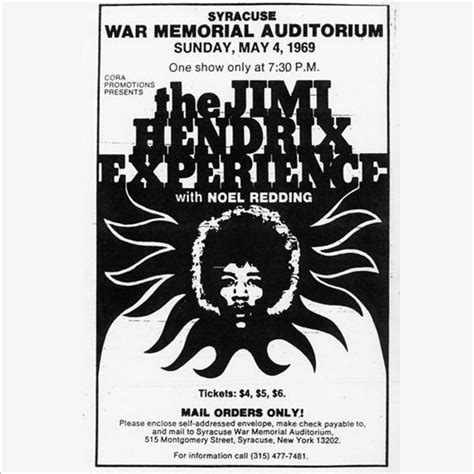 Today in Rock n Roll History: Jimi Hendrix Plays the War ...