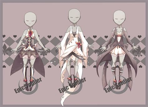 adoptables 6 closed by epic soldier on deviantart costume adoptables 4 closed by epic soldier on deviantart Costume