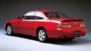 Curbside Classic  1997 Lexus Sc 400  U2013 V8