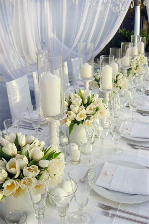 comment decorer le centre de table mariage