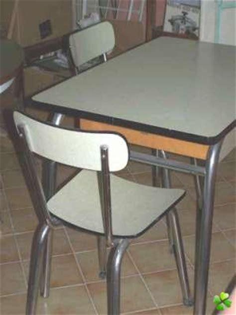 table et chaise de cuisine occasion table de lit