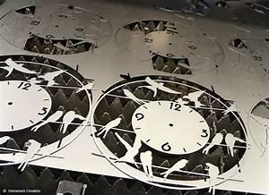 Métal à La Découpe : la soci t tolonensis creation rex temporis le portail de la d coupe laser sur m tal ~ Dode.kayakingforconservation.com Idées de Décoration