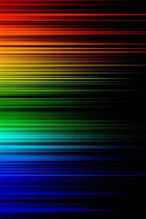 Wallpaper Horizontal by Colored Horizontal Lines Iphone 6 6 Plus And Iphone 5 4