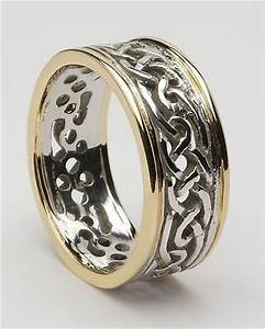 mens celtic filigree wedding rings mg wed98 With celtic mens wedding ring