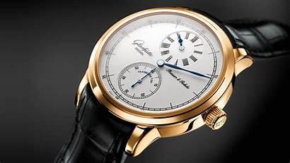 Glashutte Watches Reloj Chronograph Colored Mens 1080p