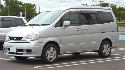 Nissan Serena Picture by 2004 Nissan Serena C24 Pictures Information And Specs