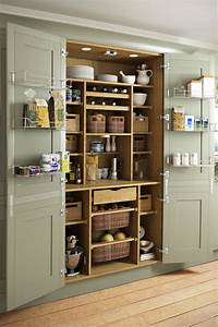 15 handy kitchen pantry designs with a lot of storage room 2066