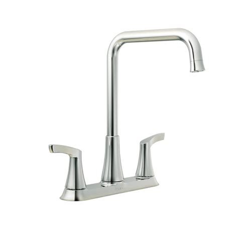 homedepot kitchen faucets moen danika 2 handle kitchen faucet chrome finish the