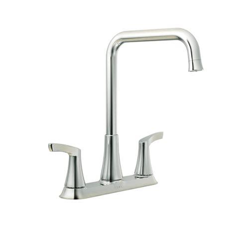 home depot moen kitchen faucets moen danika 2 handle kitchen faucet chrome finish the