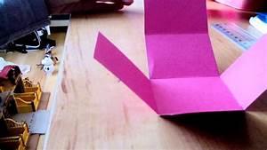 Comment Faire Une Boite En Origami : diy 2 faire une bo te en carton facile youtube ~ Dallasstarsshop.com Idées de Décoration