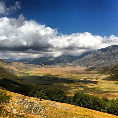 Castelluccio di Norcia Italy.Places I've visited
