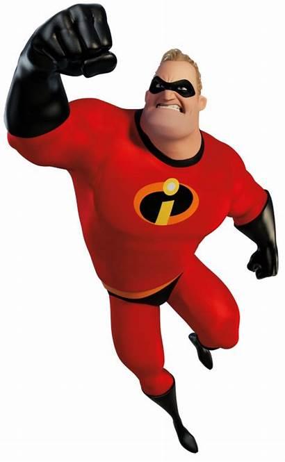 Incredible Mr Incredibles Parr Disney Bob Pixar