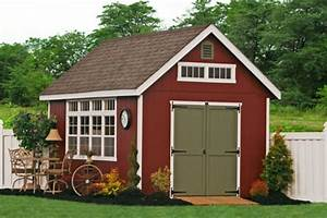 amish built do it yourself storage shed kits now available With amish garages for sale