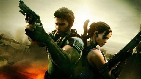 Resident Evil 5 Review (ps4
