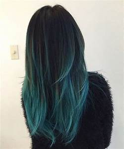 18 Beautiful Blue Ombre Colors and Styles - PoPular Haircuts