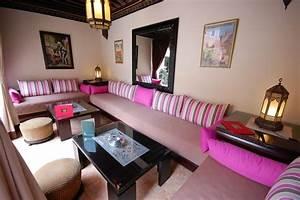 Modele De Salon : tissus de salon marocain page 2 sur 7 salon marocain ~ Premium-room.com Idées de Décoration