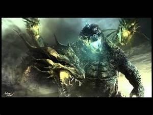 Godzilla 2018 mothra, rodan and king ghidorah Retrun - YouTube
