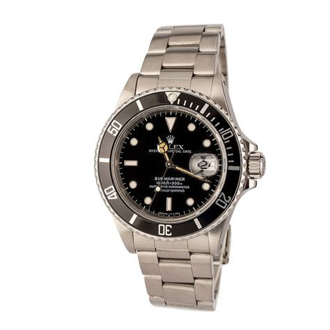 Buy Used Rolex 16800 | Bob's Watches - Sku: 128693