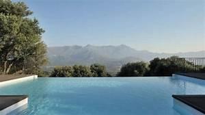 Piscine A Débordement : piscine hors sol enterr e d bordement mod les ~ Farleysfitness.com Idées de Décoration