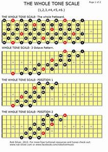 Rob Silver  The Whole Tone Scale