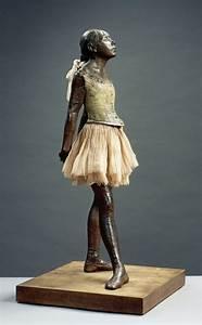 Degas Little dancer statue in bronze | Je T'aime France (I ...